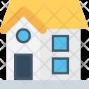 Villa House Hut Icon