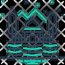 Village Pueblo Thorp Icon