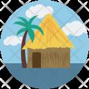 Village Hut Home Icon