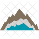 Vinson Massif Antarctica Mountains Icon