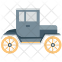 Vintage Auto Vehicle Icon