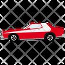 Vintage car Icon