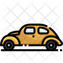 Vintage Car Car Vehicle Icon