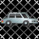 Vintage Car Automobile Vehicle Icon