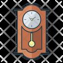 Vintage Clock Icon