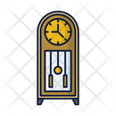 Watch Vintage Clock Icon
