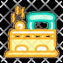 Iron Retro Stuff Icon