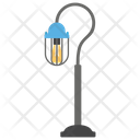 Vintage Lamp Icon