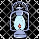 Vintage Lamp Lamp Light Icon