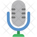 Vintage Microphone Icon
