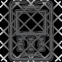 Retro Phone Retro Mobile Cellphone Icon