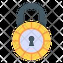 Access Padlock Security Icon