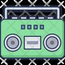 Vintage Radio Old Radio Fm Icon