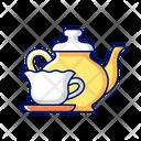 Vintage Style Tableware Icon