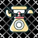 Style Telephone Candlestick Icon