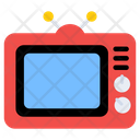 Vintage Tv Vintage Television Retro Tv Icon