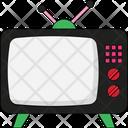 Screen Television Tv Icon