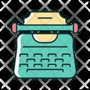 Typerwriter Type Writer Icon