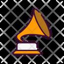 Vinyl Music Player Audio Player Icon
