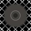 Vinyl Music Record Icon