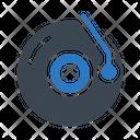 Cd Dvd Vinyl Icon