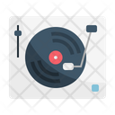 Music Entertainment Vinyl Icon