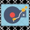 Player Vinyl Music Icon