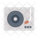 Cd Vinyl Disc Icon
