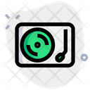 Disk Player Icon