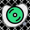 Vinyl Turntable Music Icon