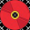 Player Vinyl Gramophone Icon