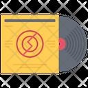 Vinyl disc Icon