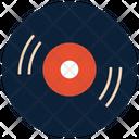 Vinyl Disc Vinyl Record Record Icon