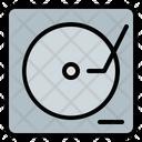 Vinyl Jockey Icon