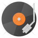 Vinyl player Icon