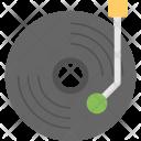 Vinyl Player Record Icon