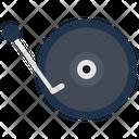 Vinyl Record Record Player Record Icon