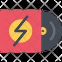 Vinyl Record Record Sound Icon