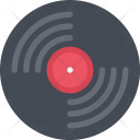 Vinyl Record Data Icon