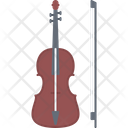 Violin Music Instrument Icon