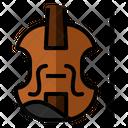 Violin Music Classic Icon