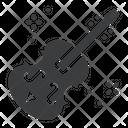 Music Cello Instrument Icon