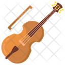 Violin Musical Instrument Acoustic Icon
