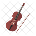 Violin String Instrument Icon