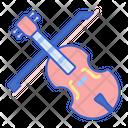 Violin Classical Cello Icon