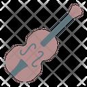 Violin Viola Cello Icon