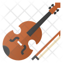 Violin Music Instrument Icon