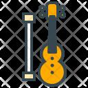 Violin Music Equipment Icon