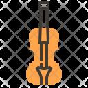 Violin Music Sound Icon