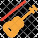 Cello Violin Fiddle Icon